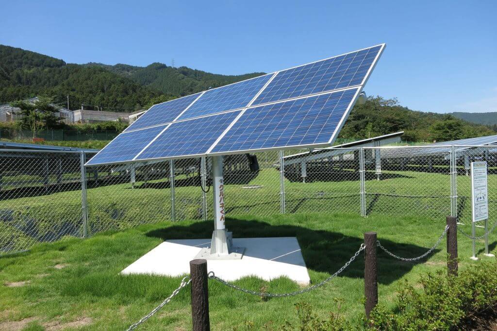 Solar Plant-Health Sensor
