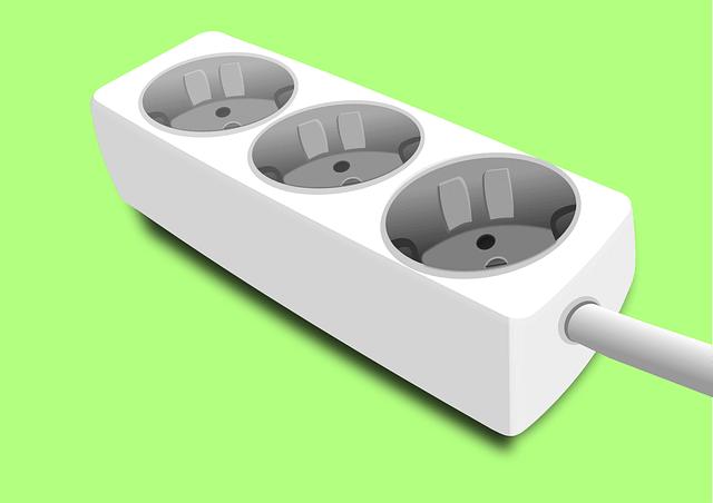 360° Power Socket