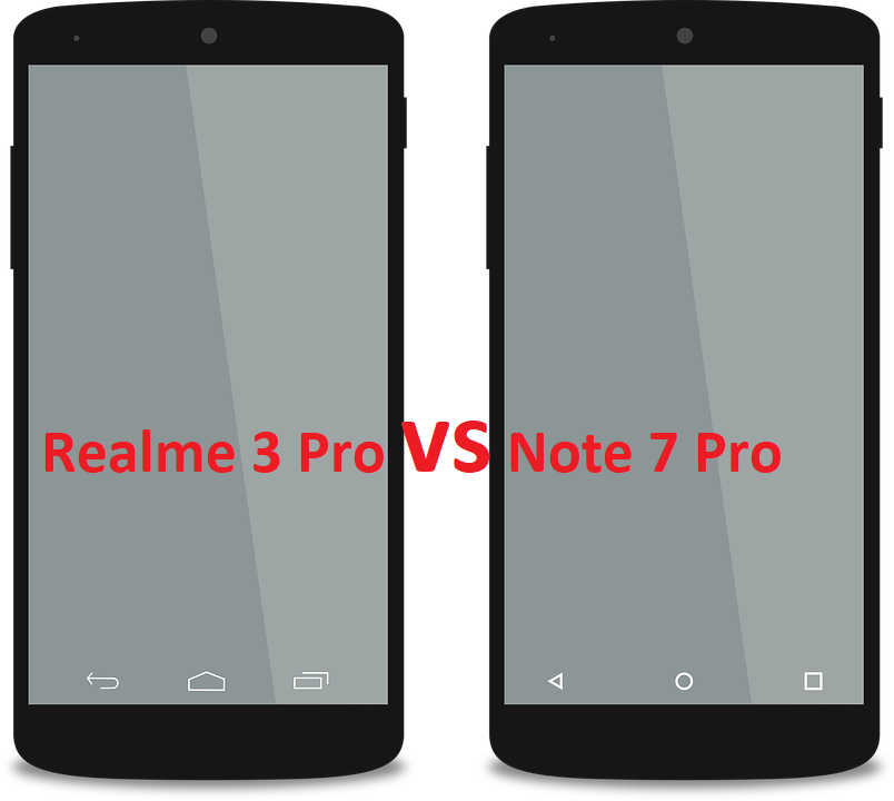 Realme 3 Pro vs Xiaomi Redmi Note 7 Pro Which smartphone finally buy