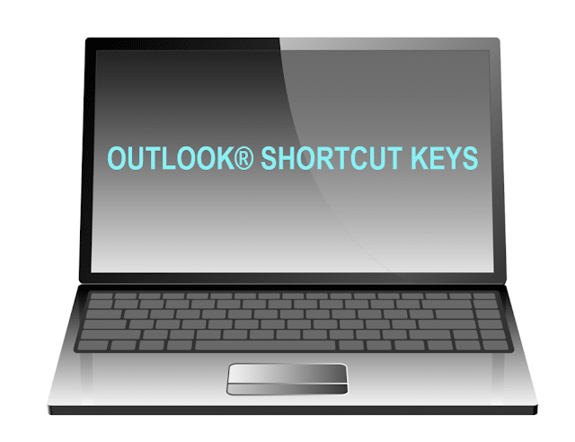 OUTLOOK® COMPUTER SHORTCUT KEYS
