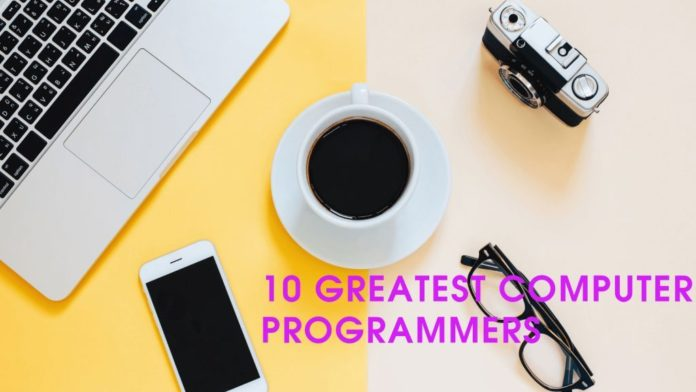 Greatest Computer Programmers