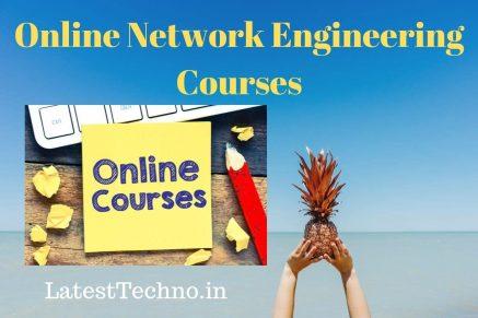 Online Network Engineering Courses