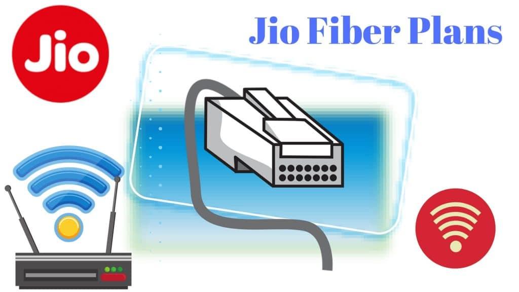Jio Giga Fiber Plans