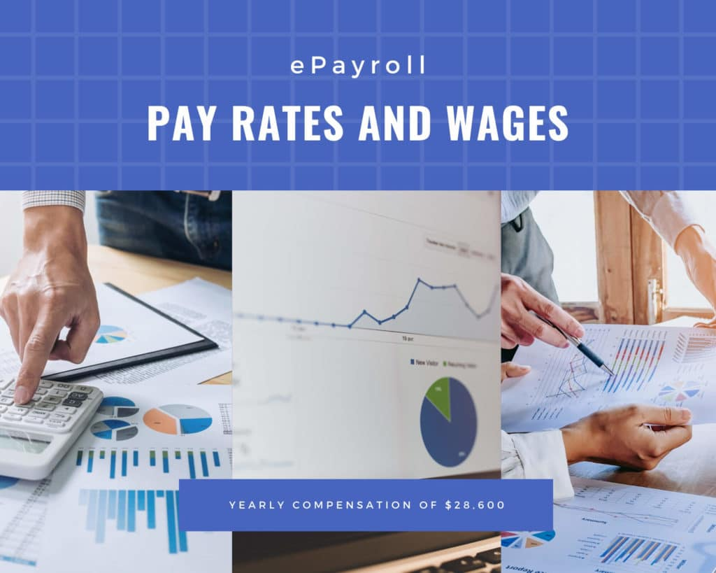 Pay Rates and Wages
