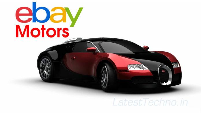 eBay Motors Reveals the Future of Automotive Business