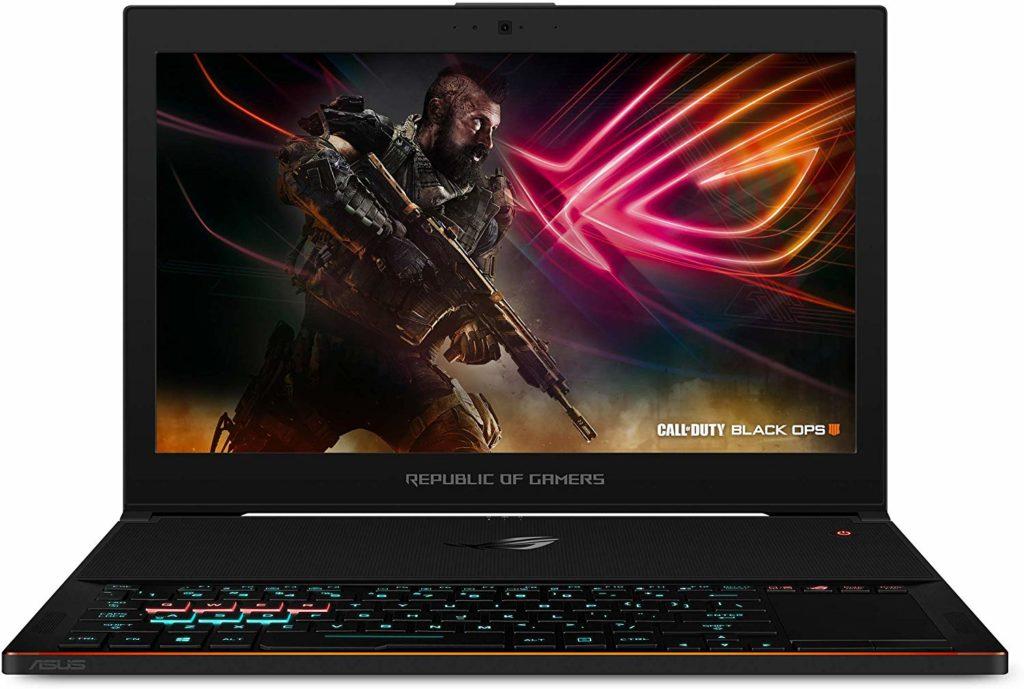 ASUS ROG Zephyrus GX501 Ultra Slim Gaming Laptop