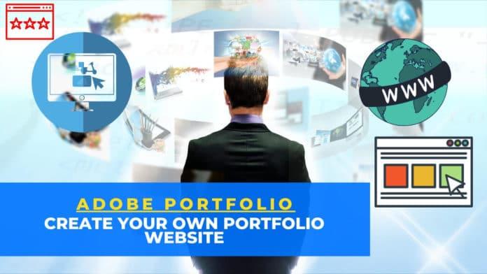 Adobe Portfolio: Create Your Own Portfolio Website