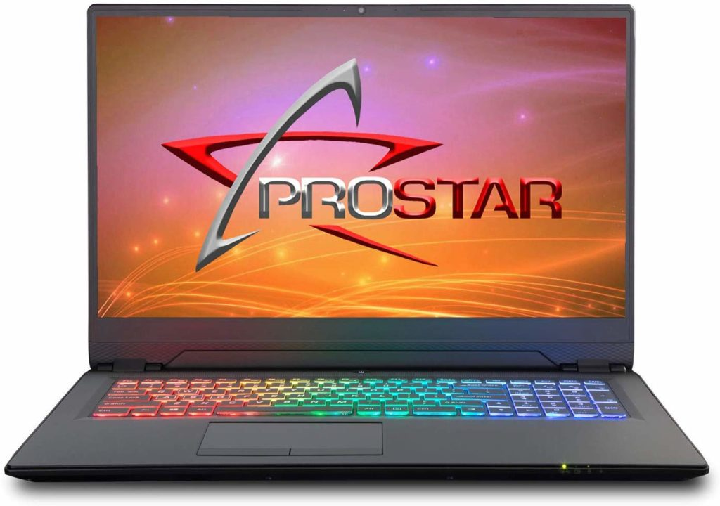 Prostar P970RF Gaming Laptop