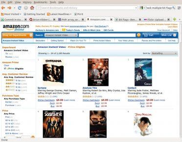 Amazon Prime Account