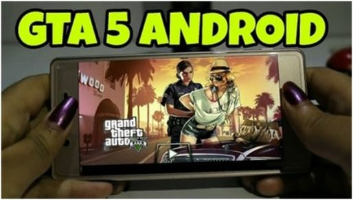 Download Grand Theft Auto V Apk for Android