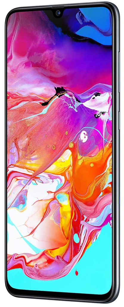 Samsung Galaxy A70 (6GB RAM, 128GB Storage)