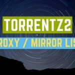 100% Working Torrentz2 Proxy / Mirror List