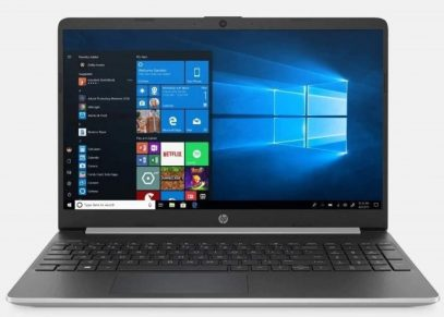 2020 HP 15 15.6inch HD Touch screen Premium Laptop