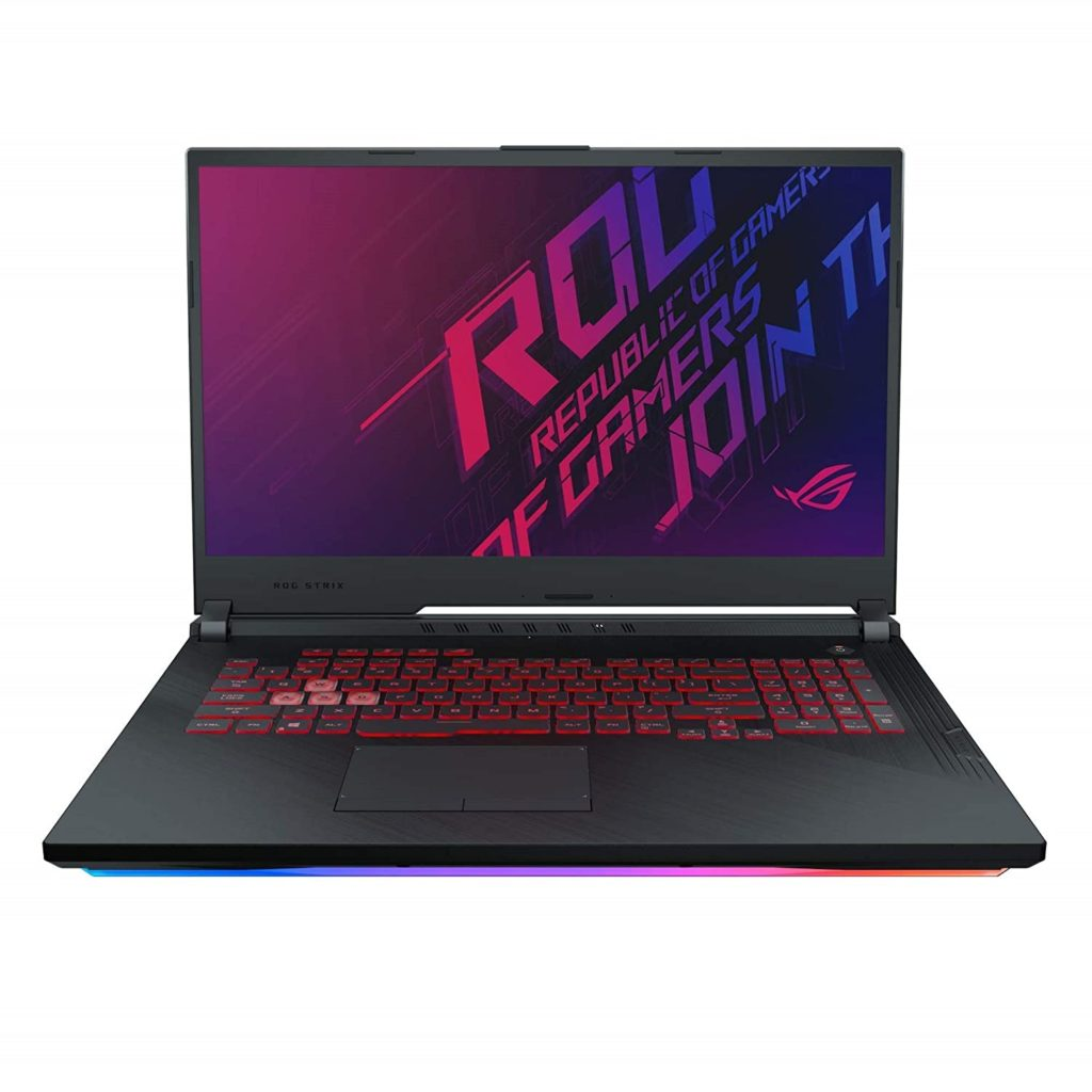 ASUS ROG Strix G Gaming Laptop(GTX 1650 4GB Graphics)