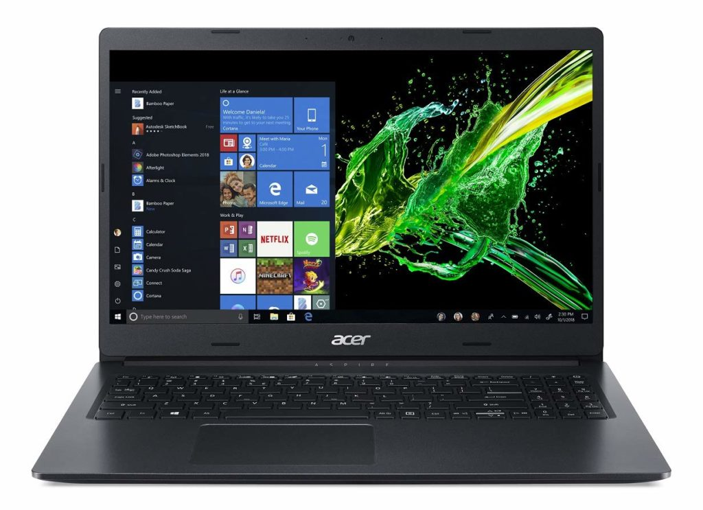 Acer Aspire 3 Thin 8th Gen Thin and Light Laptop (8GB,1TB HDD)
