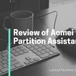Review of Aomei Partition Assistant