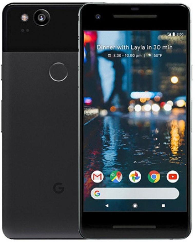 Google Pixel 2 (4GB RAM, 64GB Storage)