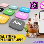 India's Digital Strike: Govt Bans 59 Chinese Apps Including TikTok