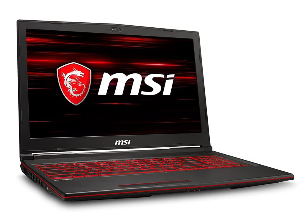 MSI Gaming MSI GL63 Laptop (8GB/1TB/128GB SSD)
