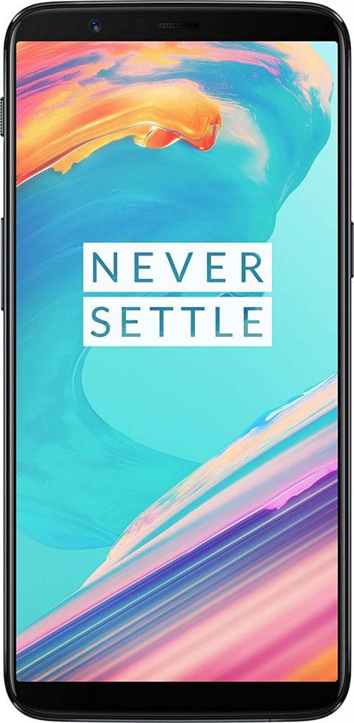 OnePlus 5T (6GB RAM, 64GB Storage)