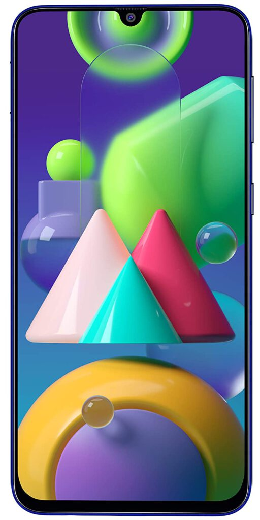 Samsung Galaxy M21 (6GB RAM, 128GB Storage)