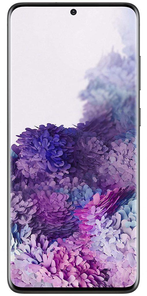 Samsung Galaxy S20 + (8GB RAM, 128GB Storage)