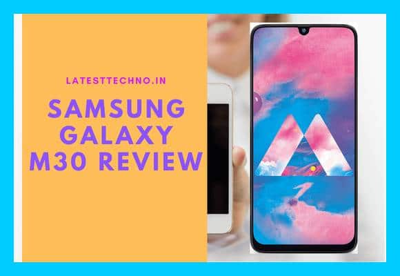 Samsung Galaxy M30 Best Phone under 13000