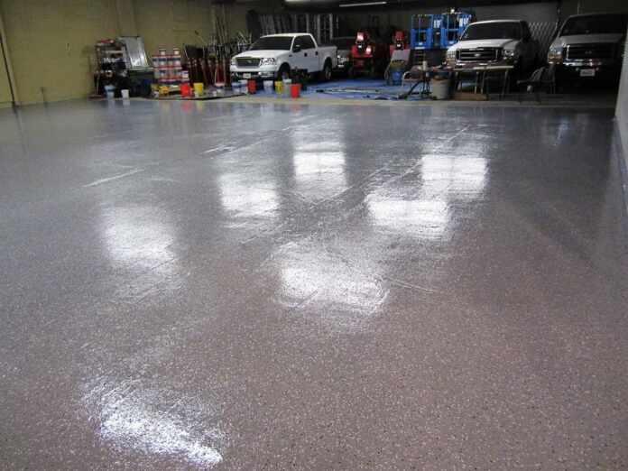 Choosing Industrial Floor Coatings